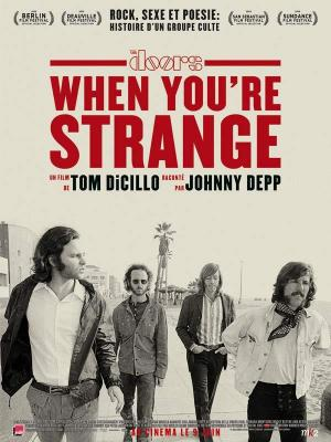 affiche When You're Strange