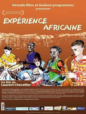 affiche Expérience africaine