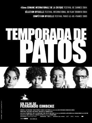 affiche Temporada de patos