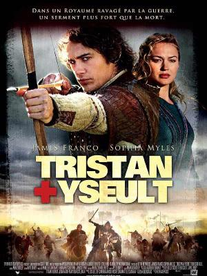 affiche Tristan & Yseult