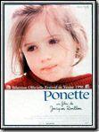 affiche Ponette