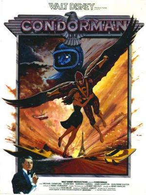 affiche Condorman