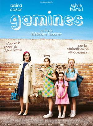 affiche Gamines
