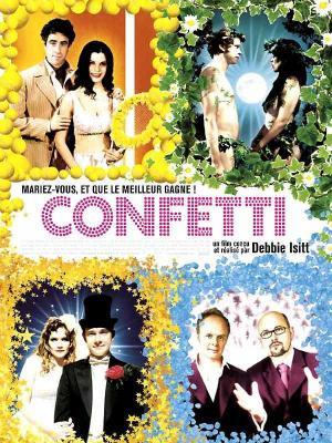 affiche Confetti