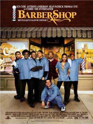 affiche Barbershop