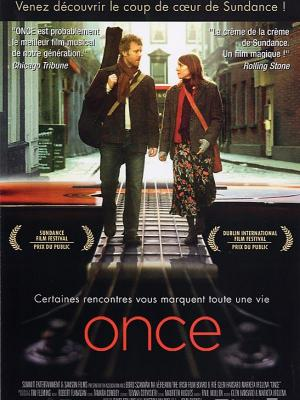 affiche Once