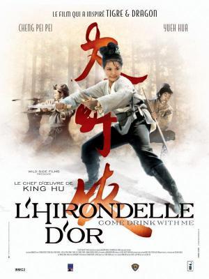 affiche L'Hirondelle d'or