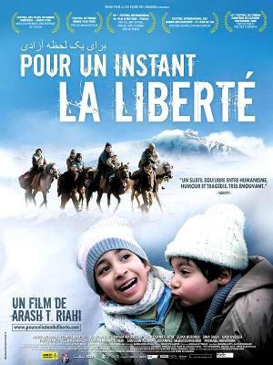 affiche Pour un Instant, la Liberté
