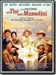 affiche Un Thé avec Mussolini