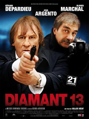 affiche Diamant 13