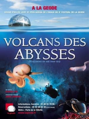 affiche Volcans des abysses