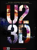 affiche U2 3D