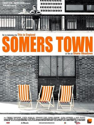 affiche Somers Town