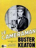affiche Le Caméraman