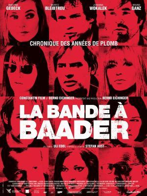 affiche La Bande à Baader