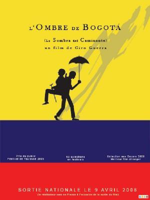 affiche L'Ombre de Bogota