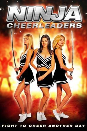 affiche Ninja cheerleaders
