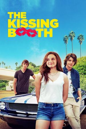 affiche The Kissing Booth