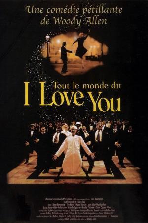 affiche Tout le monde dit I love you