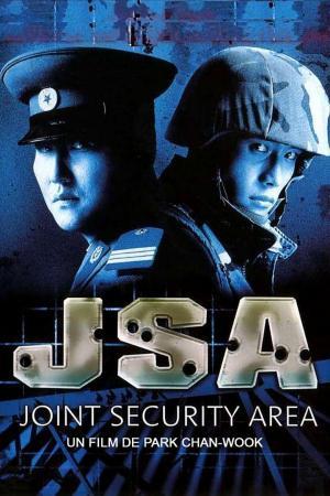 affiche JSA (Joint Security Area)