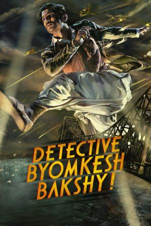 affiche Detective Byomkesh Bakshy!