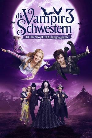 affiche Vampire Sisters 3: Journey to Transylvania