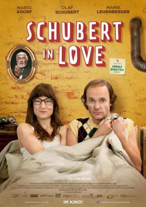 affiche Schubert in Love