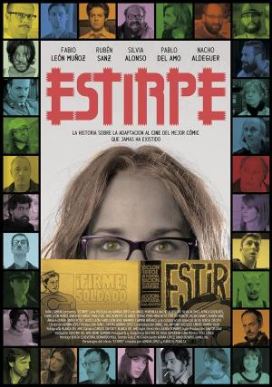 affiche Estirpe