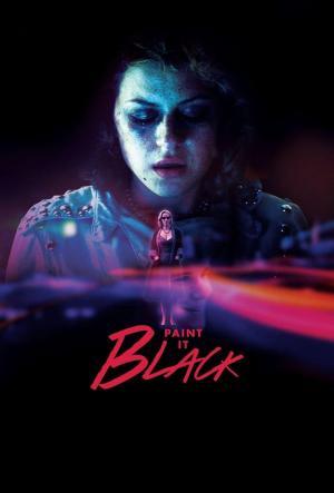 affiche Paint It Black