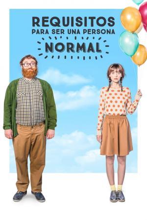 affiche Requisitos para ser una persona normal