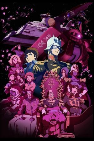 affiche Mobile Suit Gundam: The Origin VI – Rise of the Red Comet
