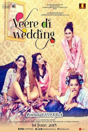 affiche Veere Di Wedding