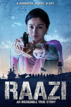 affiche Raazi