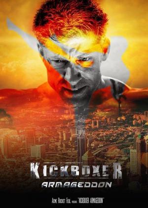 affiche Kickboxer: Armageddon