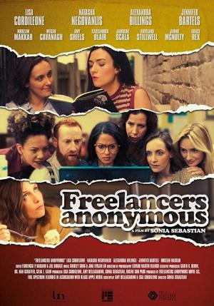 affiche Freelancers Anonymous