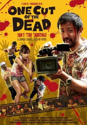 affiche One Cut of the Dead