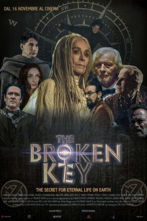 affiche The Broken Key