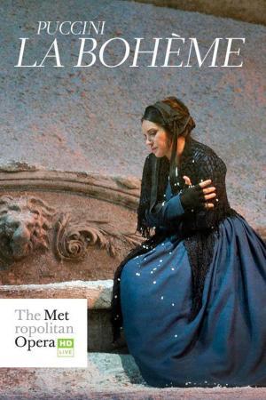affiche Puccini: La Bohème
