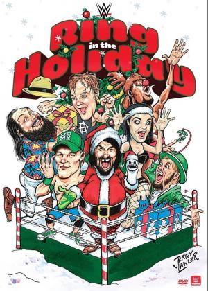 affiche WWE: Ring in the Holidays
