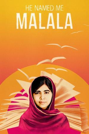 affiche He Named Me Malala