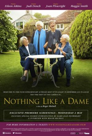 affiche Nothing Like a Dame