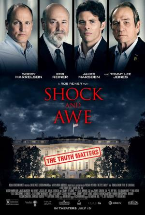affiche Shock and Awe