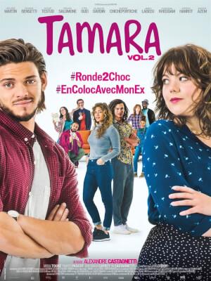 affiche Tamara volume 2