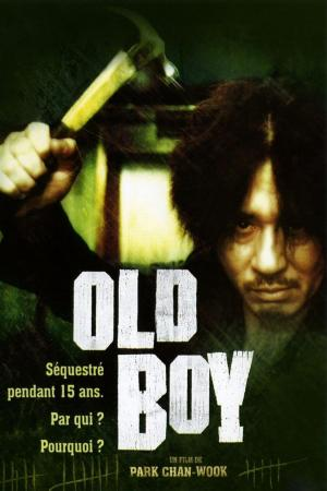 affiche Old Boy