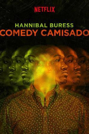 affiche Hannibal Buress: Comedy Camisado