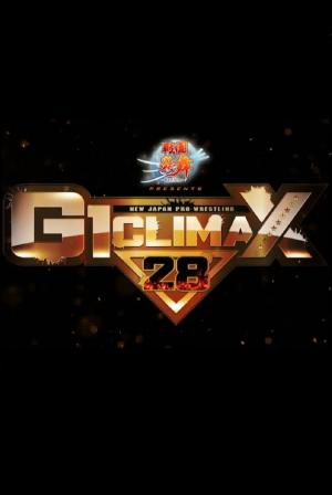 affiche G1 CLIMAX 28 - Day 8
