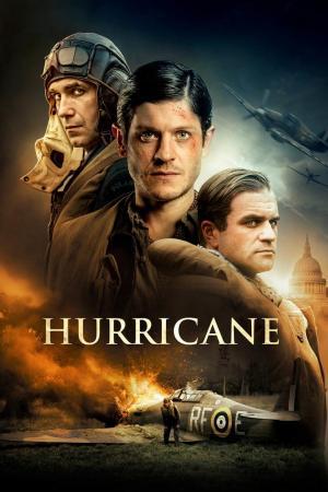 affiche Hurricane - Bataille d'Angleterre