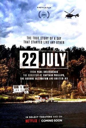 affiche Un 22 juillet