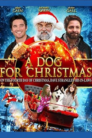 affiche A Dog for Christmas