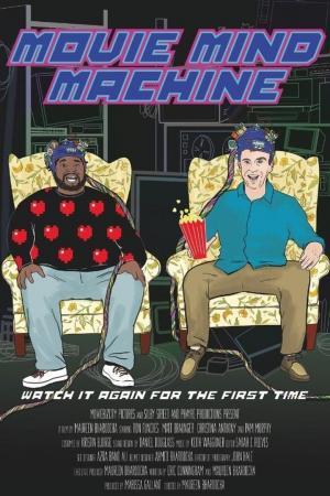 affiche Movie Mind Machine